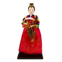 Тряпиенсы - корейские тряпичные куклы