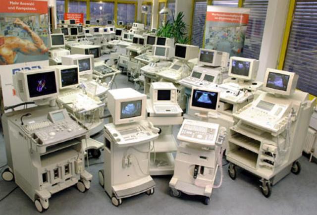 Российские больницы получают новое оборудование для УЗИ