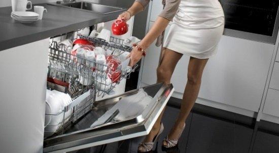 Зачем нужна посудомоечная машина? Об очевидных плюсах