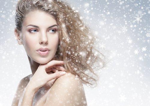 Народные рецепты по уходу за кожей лица зимой
