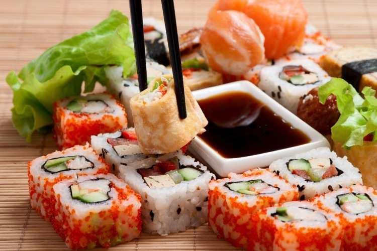 Несколько интересных сведений о суши
