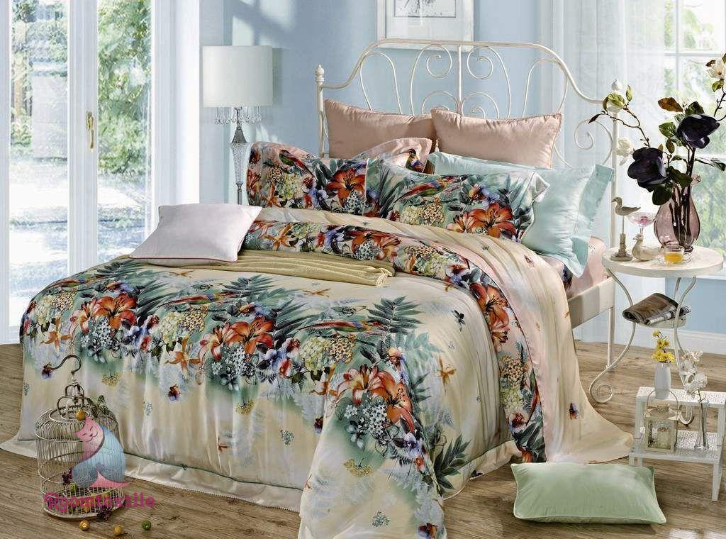 Какие бывают стандарты размеров постельного белья