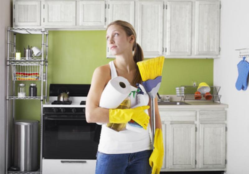 Как выбрать хорошую домработницу?