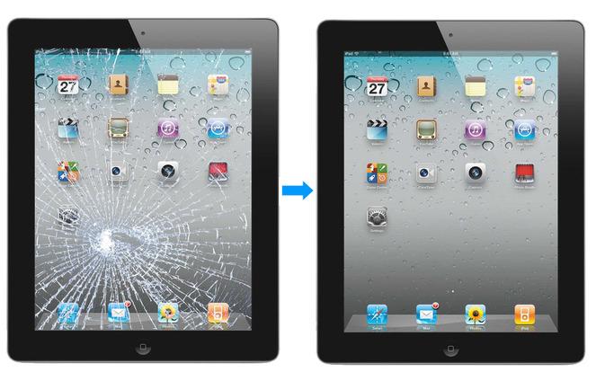 К чему может привести небрежное обращение с iPad?
