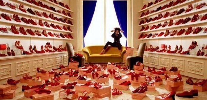 Некоторые интересные сведения об обуви