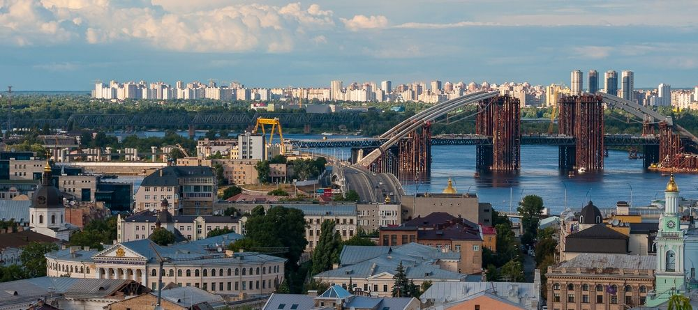 Чем Украина привлекательна для туристов