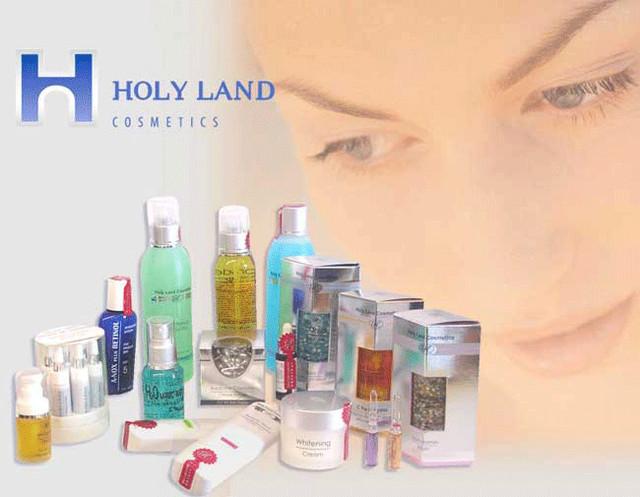Косметика Holy Land: прорыв в индустрии красоты