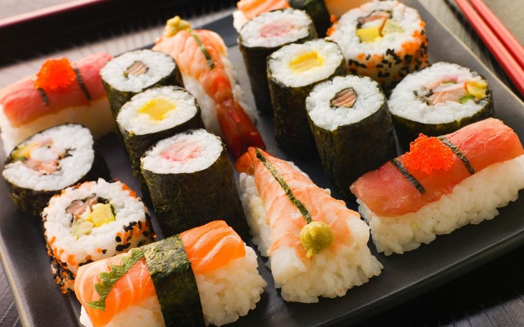 Некоторые сведения из истории возникновения блюда суши
