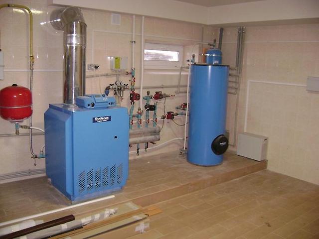 Некоторые особенности современных систем отопления домов