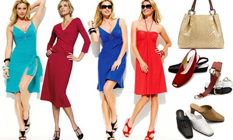 Некоторые интересные пикантные сведения о женской одежде