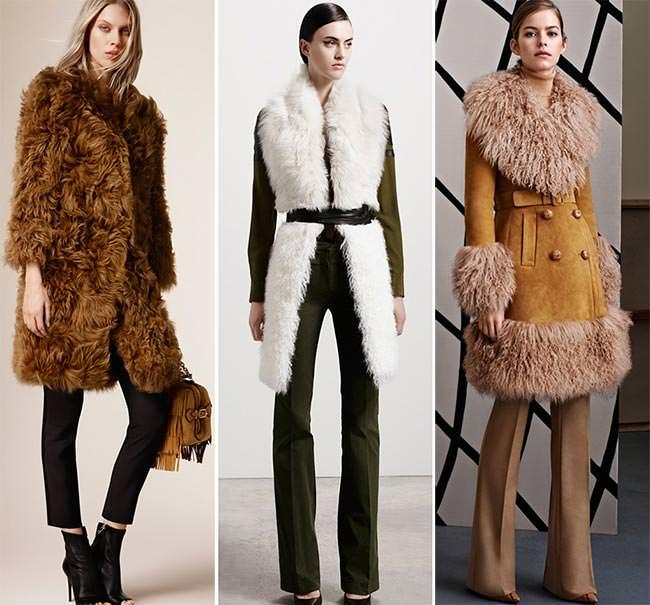 Некоторые особенности зимней моды сезона 2015-2016