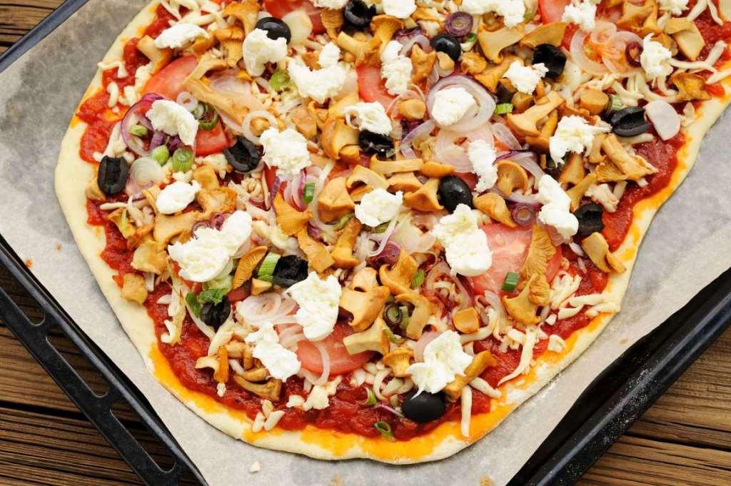 Доставка пиццы на заказ – самый первый вид услуги по доставке продуктов на дом