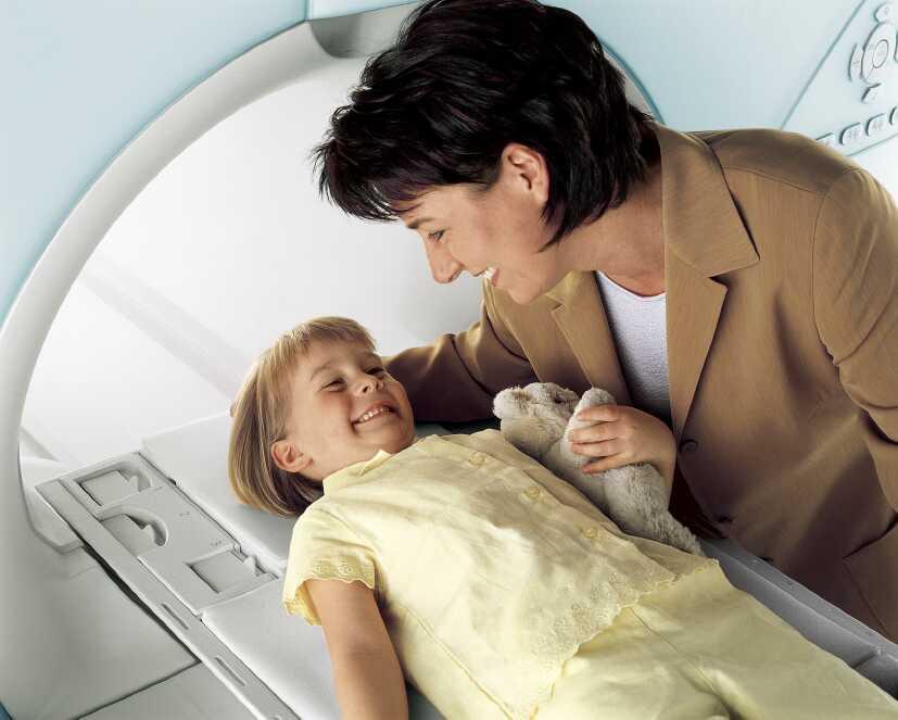МРТ для детей