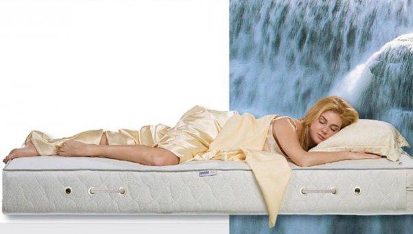 Сон об ортопедическом матрасе становится явью