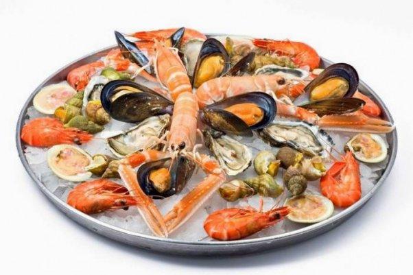 Худеем на морепродуктах