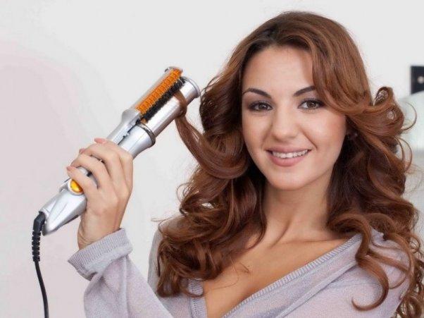 Качество утюжка - залог здорового состояния волос