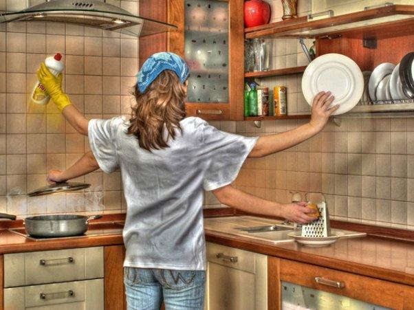 Современная домработница умеет все