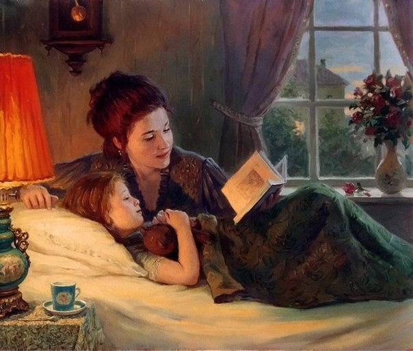 Все ли современные сказки можно читать детям