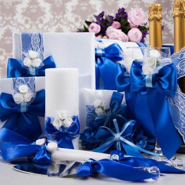 Разнообразие свадебных аксессуаров