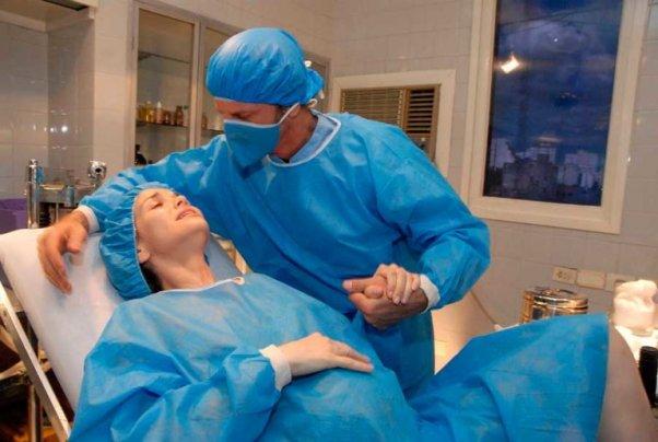 Вредна ли анестезия в период предродовых схваток?