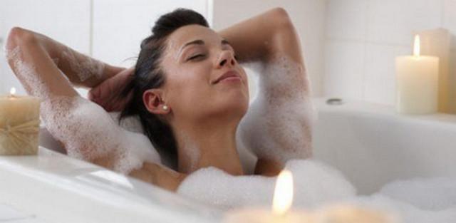 6 советов как правильно принимать ванну?