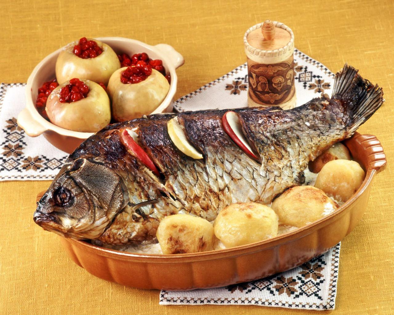 Рыба как диетический продукт
