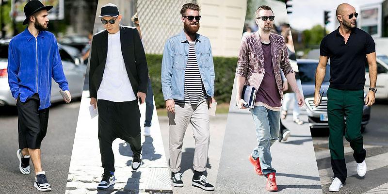 Мужские куртки зимние и летние, тенденции мужской моды 2017 года